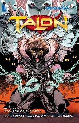 Talon, Volume 1: Scourge of the Owls(Talon 1)