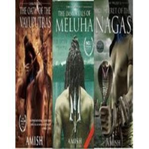Amish Tripathi Books Pdf