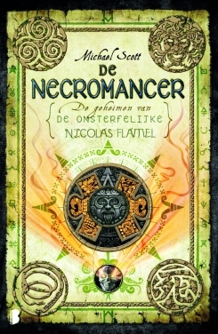 De necromancer (De geheimen van de onsterfelijke Nicolas Flamel, #4)