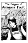 The Enigma of Amigara Fault by Junji Ito