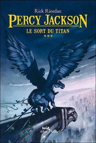 Le Sort du Titan Percy Jackson