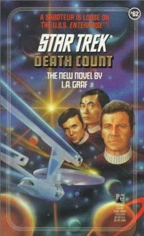 Death Count by L.A. Graf
