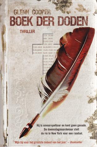 Boek der doden (Will Piper #1)