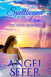 Welcome to My Books Library Spellbound in His Arms (The Greek Isles Series, #1)