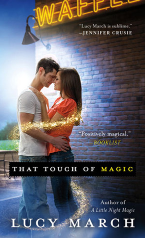 That Touch of Magic (Nodaway Falls, #2)