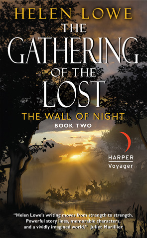 The Gathering of the Lost (The Wall of Night, #2)