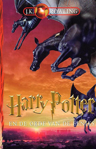 Harry Potter en de Orde van de Feniks (Harry Potter #5)