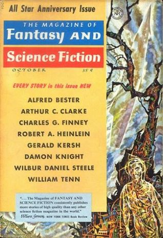 The Magazine of Fantasy and Science Fiction, October 1958 (The Magazine of Fantasy & Science Fiction, #89)