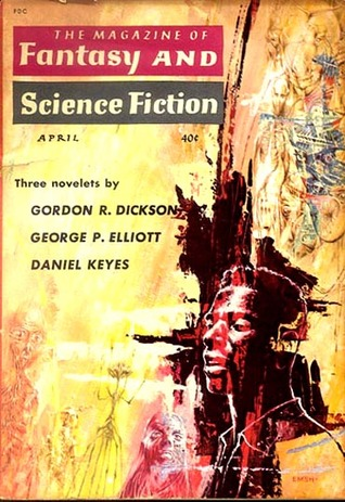 The Magazine of Fantasy and Science Fiction, April 1960 (The Magazine of Fantasy & Science Fiction, #107)