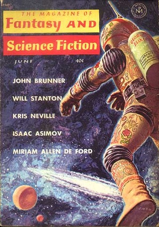 The Magazine of Fantasy and Science Fiction, June 1962 (The Magazine of Fantasy & Science Fiction, #133)