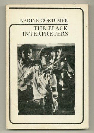 Black Interpreters: Notes on African Writing