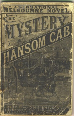 The Mystery of a Hansom Cab and Other Detective Stories by Fergus Hume