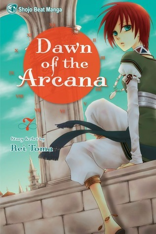 Dawn of the Arcana, Vol. 07 by Rei Toma