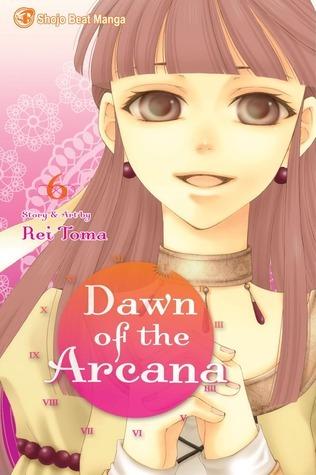 Dawn of the Arcana, Vol. 06 by Rei Tōma
