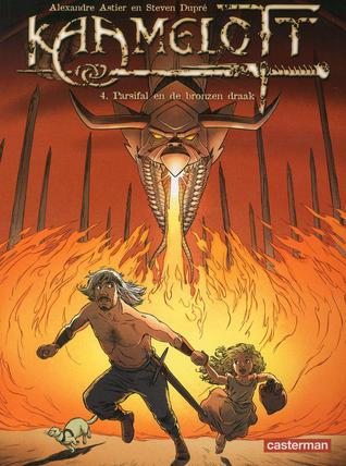 Parsifal en de bronzen draak (Kaamelott, #4)