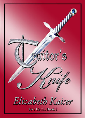 Traitor's Knife (Five Gems, #2)
