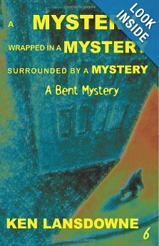 A Mystery, Wrapped In A Mystery, Surrounded By A Mystery
