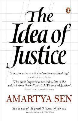 The Idea of Justice by Amartya Sen