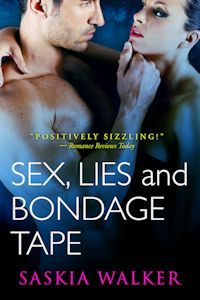 Sex, Lies and Bondage Tape by Saskia Walker