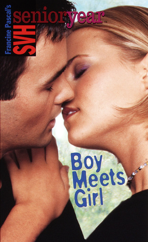 Boy Meets Girl by Francine Pascal