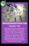 Daily Science Fiction Stories of November 2011