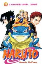 Naruto #13: El examen para Chuunin... ¡terminó!