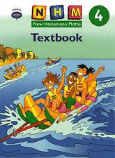 New Heinemann Maths: Year 4: Textbook