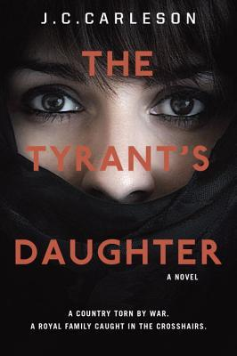 Image result for The Tyrant's Daughter Book cover