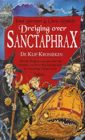 Dreiging over Sanctaphrax by Paul Stewart