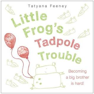 Little Frogs Tadpole Trouble