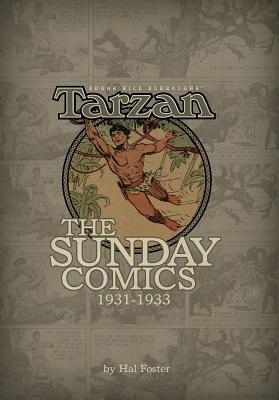 Edgar Rice Burroughs' Tarzan: The Sunday Comics, Volume 1: 1931-1933