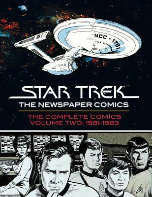 Star Trek: The Newspaper Comics, Volume 2: Complete Dailies and Sundays 1981-1983