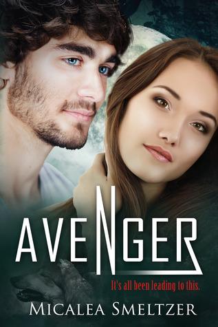 Avenger (Outsider, #4)