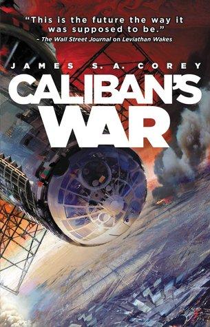 Caliban's War (Expanse, #2)