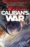 Book cover for Caliban's War (Expanse, #2)