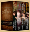 Captain Lacey Regency Mysteries Volume Two (Captain Lacey Regency Mysteries, #4-6)
