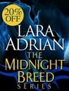 The Midnight Breed Series 10-Book Bundle (Midnight Breed, #1-10)