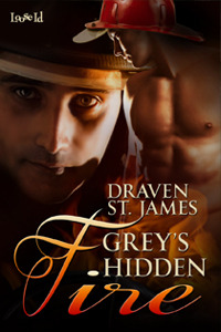 Grey's Hidden Fire (Firehouse Six, #1)