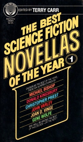 The Best Science Fiction Novellas of the Year 1
