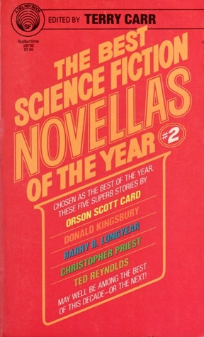 The Best Science Fiction Novellas of the Year 2