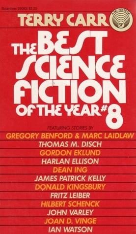 The Best Science Fiction of the Year 8