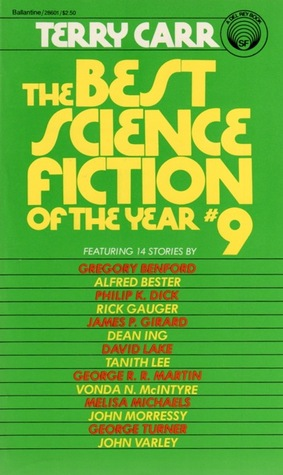 The Best Science Fiction of the Year 9