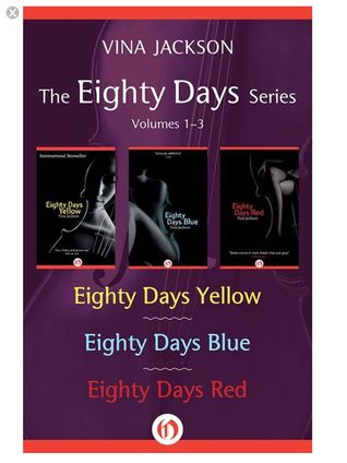 Eighty Days Blue Vina Jackson Pdf