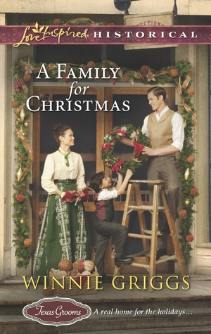 A Family for Christmas (Texas Grooms, #3)