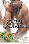 Forceful Negotiations by Eden Connor