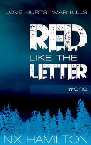 Red like the Letter #one