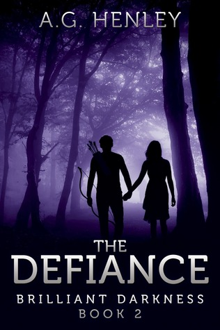 The Defiance (Brilliant Darkness, #2)