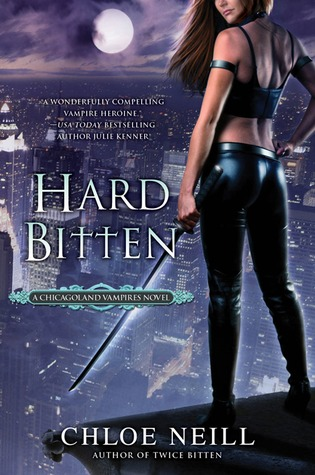 Book Review: Chloe Neill's Hard Bitten