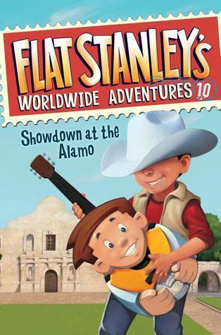 Showdown at the Alamo (Flat Stanley's Worldwide Adventures #10)