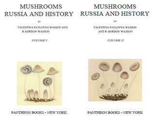 Mushrooms, Russia and History